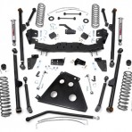 2007-2011 Jeep JK Wrangler 4″ Long Arm Suspension